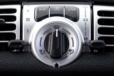 Air climatisé automobiles Mécanique nord sud