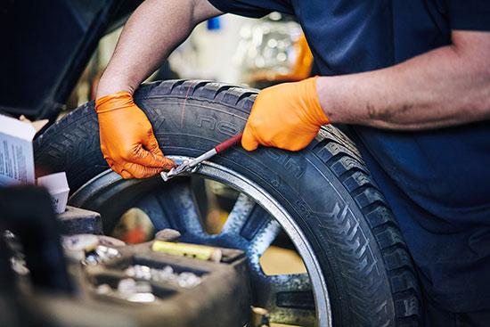 Vente et installation de pneus Nokian