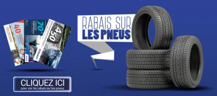 Vente et installation de pneus neufs